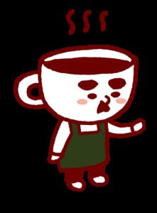 コーヒーおじさん